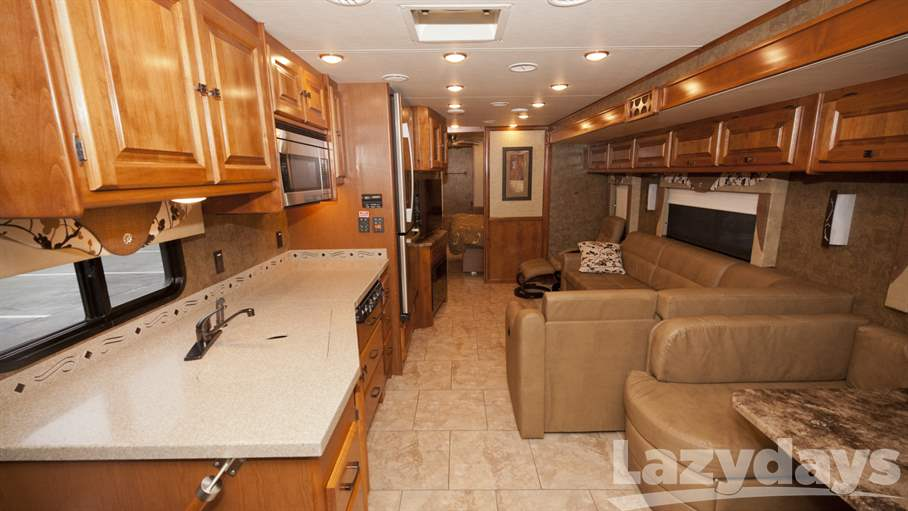 2014 Tiffin Motorhomes Allegro Open Road 36LA