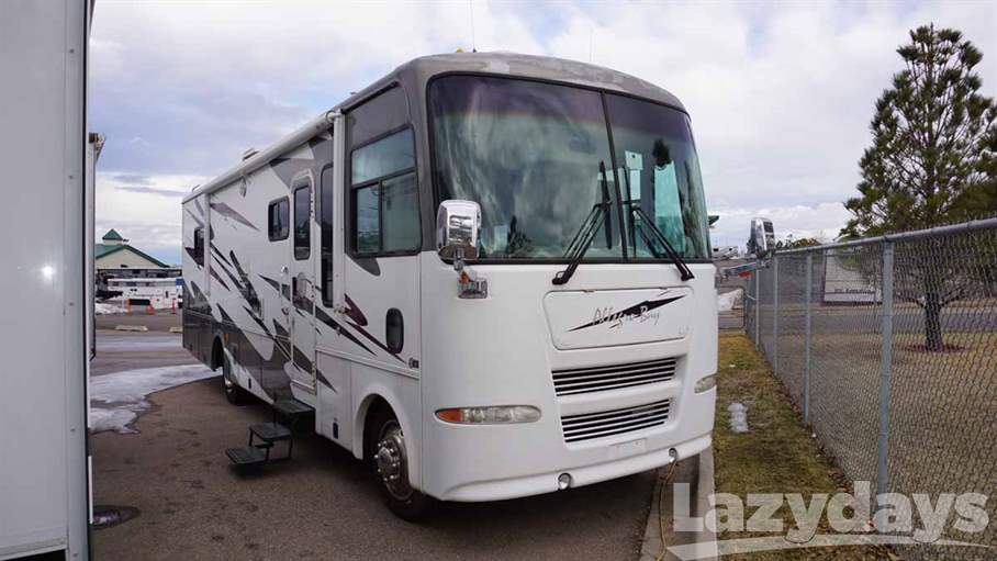 2005 Tiffin Motorhomes Allegro Bay 34XB