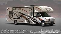 2015 Thor Motor Coach Outlaw C