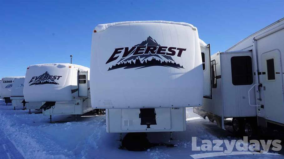 2005 Keystone RV Everest 323P