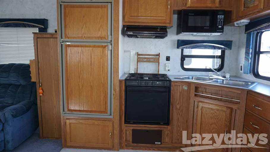 1996 Mobile Kitchen Sportsmaster 28