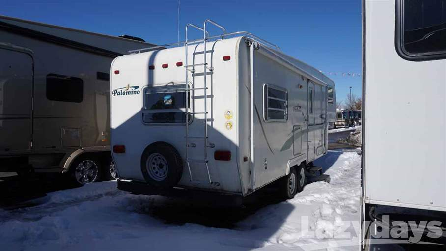 2002 Palomino THOROUGHBRED 25RKS