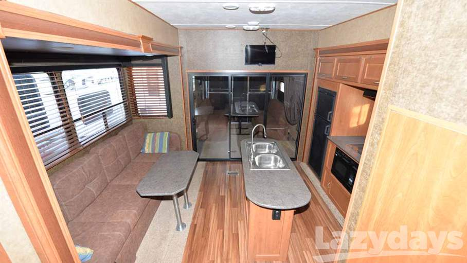 2014 Forest River Cherokee Vengeance316A