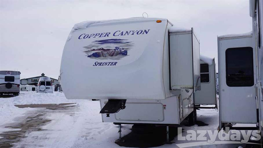 2007 Keystone RV Copper Canyon 35