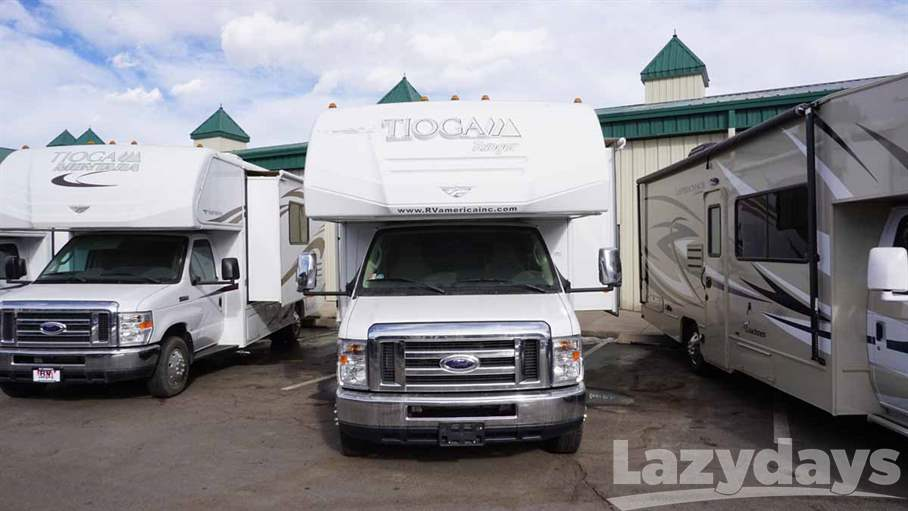 2013 Fleetwood RV Tioga 25G