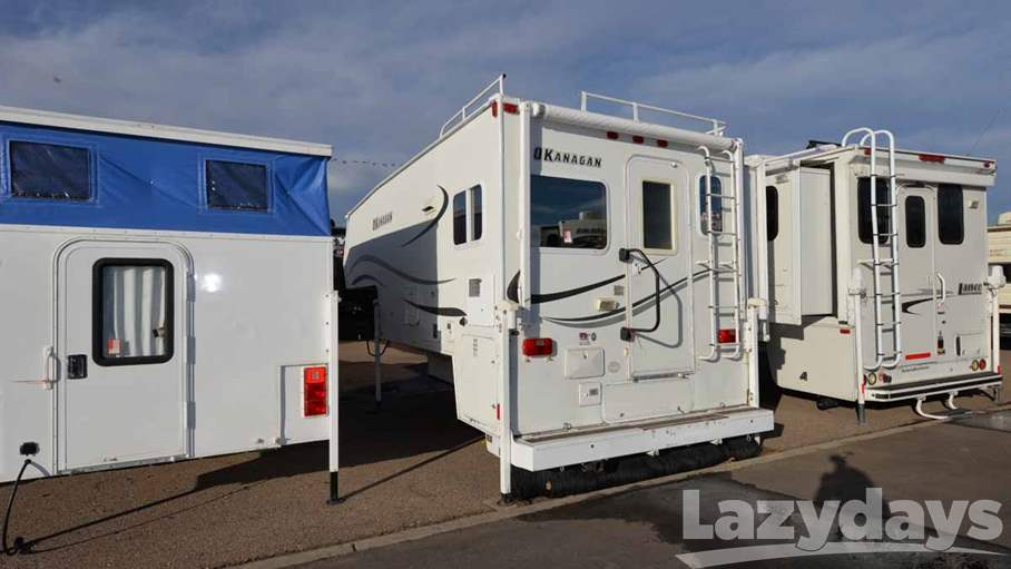 2006 Okanagan Ultimate Suite 106UDB