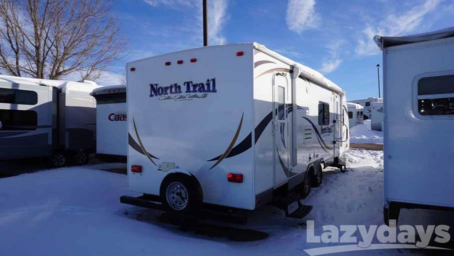 2014 Heartland North Trail 28BRS