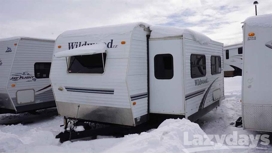 2007 Forest River Wildwood LE 29FLSS