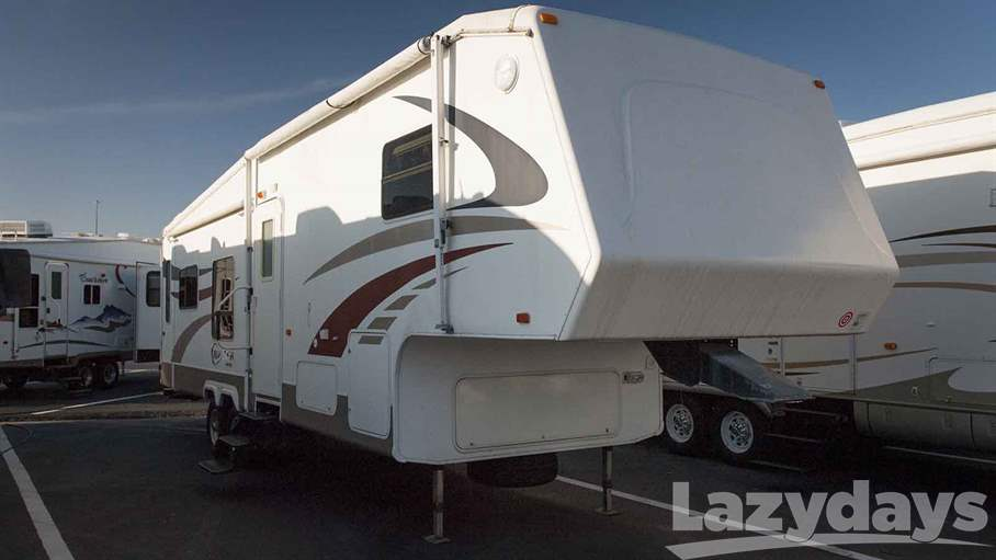 2006 Crossroads RV Cruiser 28RL