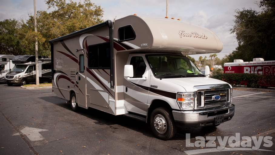 2016 Thor Motor Coach Four Winds 26B