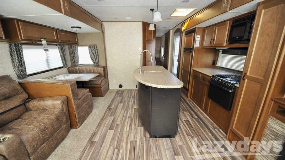 2016 Open Range Light LT272RLS