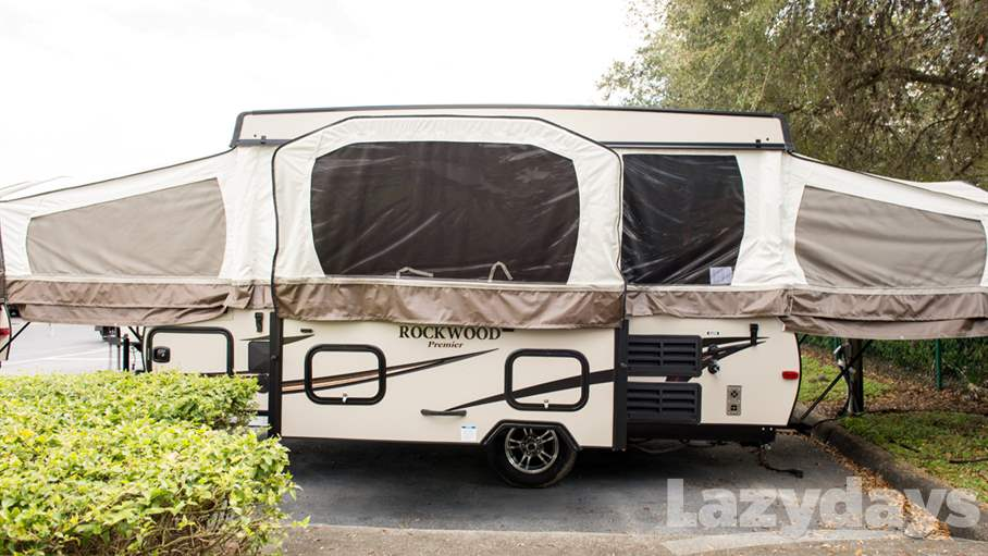 2016 Forest River Rockwood Premier 2516G