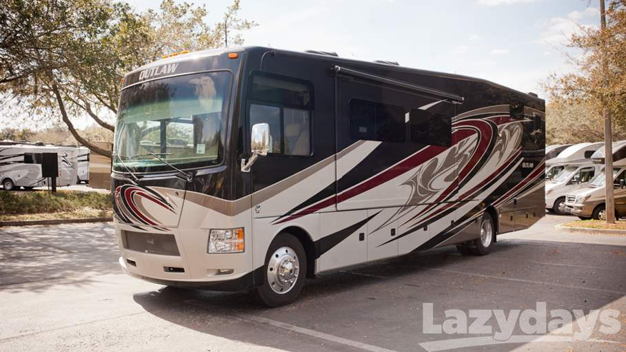 2016 thor motor coach outlaw 37ls for sale in tampa fl for Thor motor coach outlaw for sale