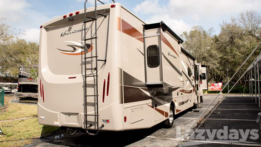 2015 thor motor coach hurricane 34e for sale in tampa fl for Thor motor coach hurricane