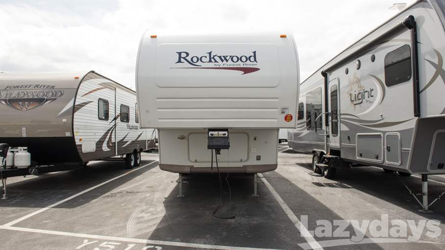2006 Forest River Rockwood 8280SS