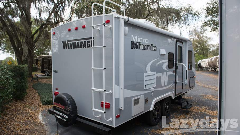 2016 winnebago micro minnie 2106ds for sale in tampa fl lazydays. Black Bedroom Furniture Sets. Home Design Ideas
