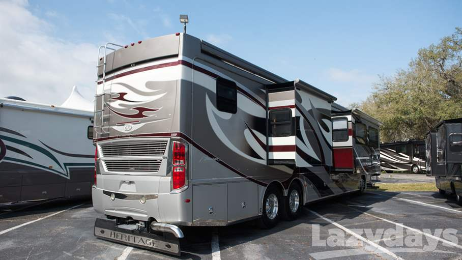 2008 American Coach American Heritage 45BT
