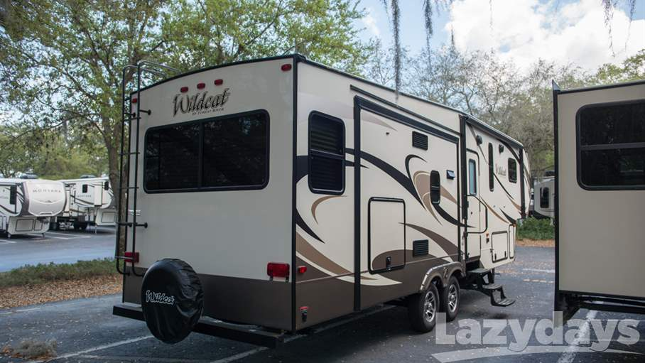 2016 Forest River Wildcat 29RLX