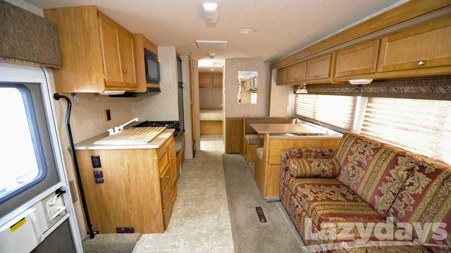 2007 Winnebago Vista 30B