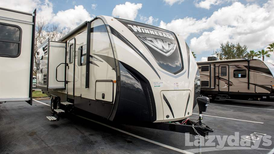 2016 Winnebago Instinct 28RBDS