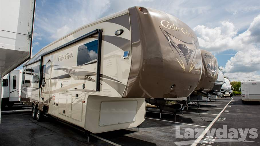 2013 Forest River Cedar Creek 36RE