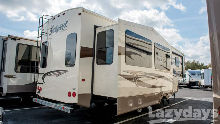 2014 Forest River Cedar Creek Silverback 29IK