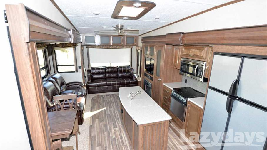 2016 Keystone RV Montana High Country 352RL