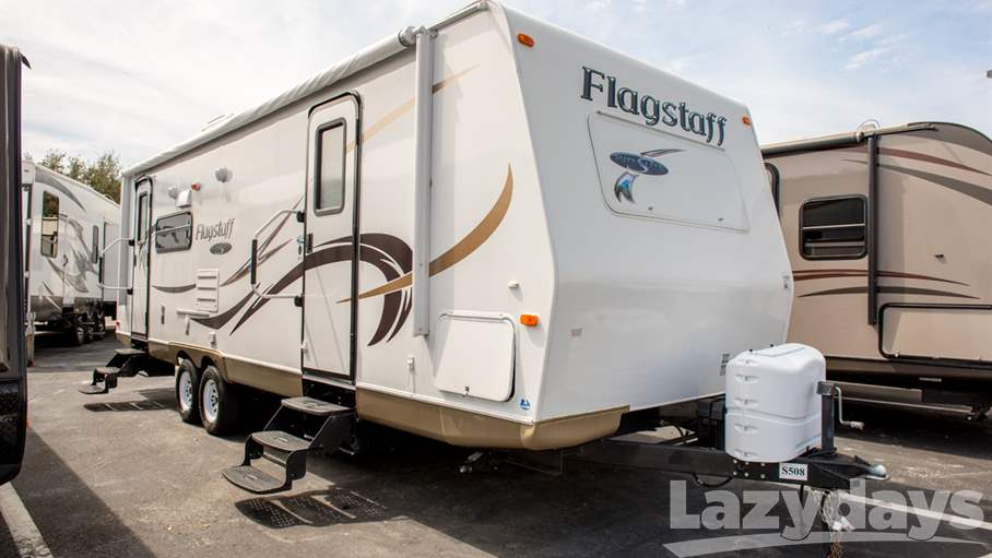 2012 Forest River Flagstaff TT 26rlss