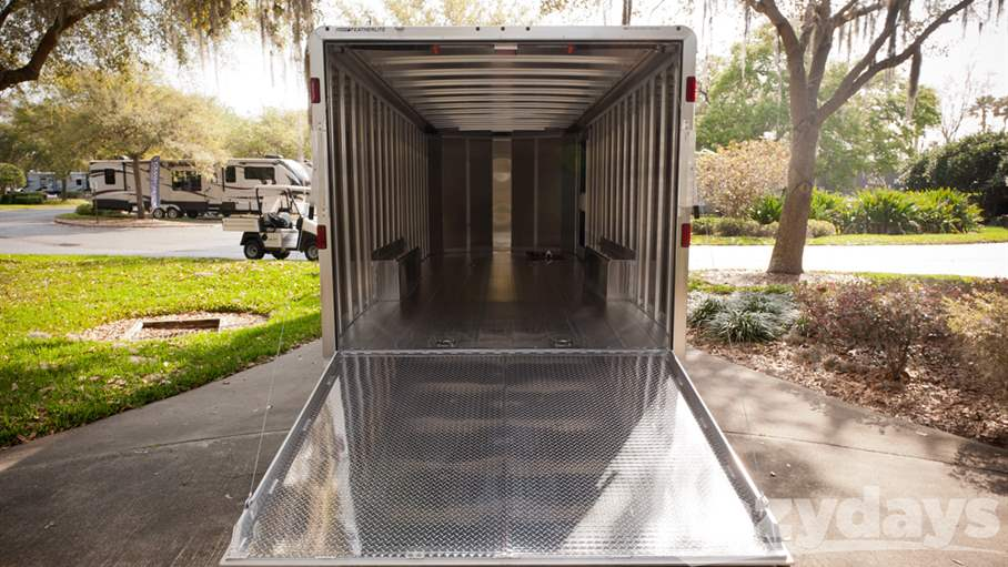 2016 Featherlite Car Trailer 4926