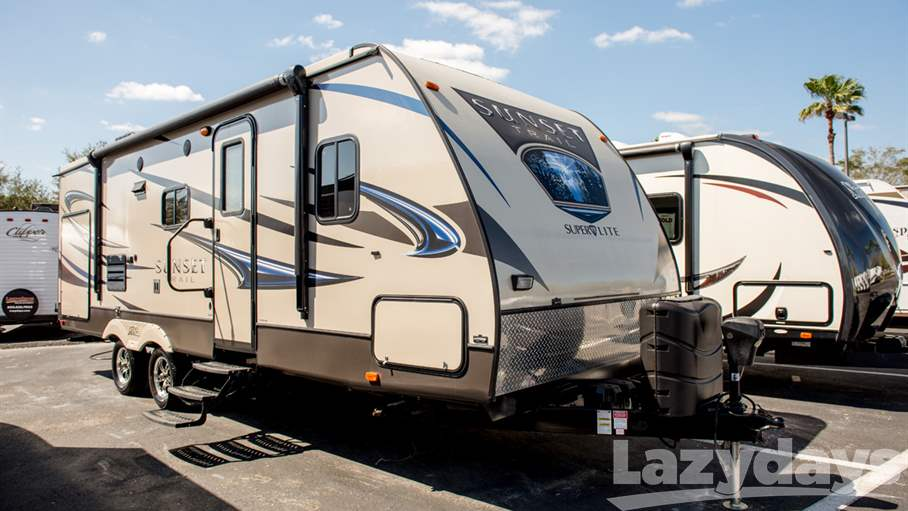 2015 Crossroads RV Sunset Trail 250RB