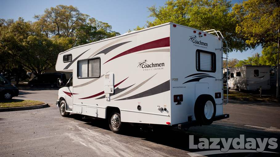 2011 Coachmen Freelander 21QB