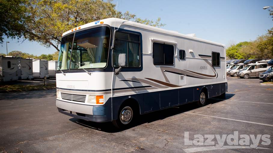 2000 Holiday Rambler Admiral 29W