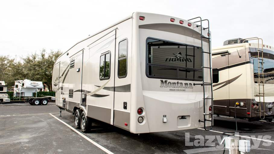 2011 Keystone RV Montana High Country 343RL
