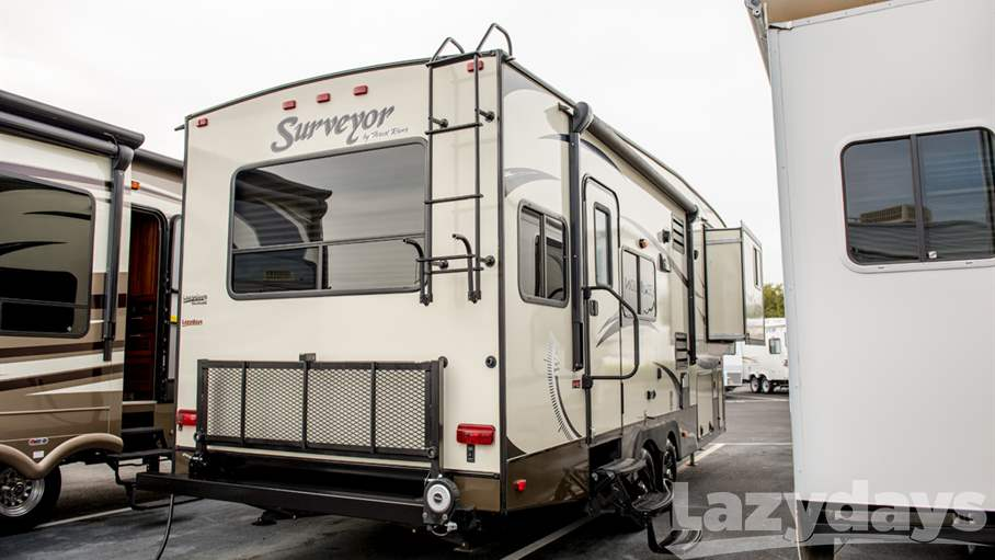 2014 Forest River Surveyor FW 278RL