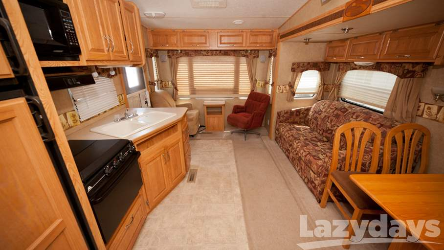 2007 Crossroads RV Cruiser 28RB