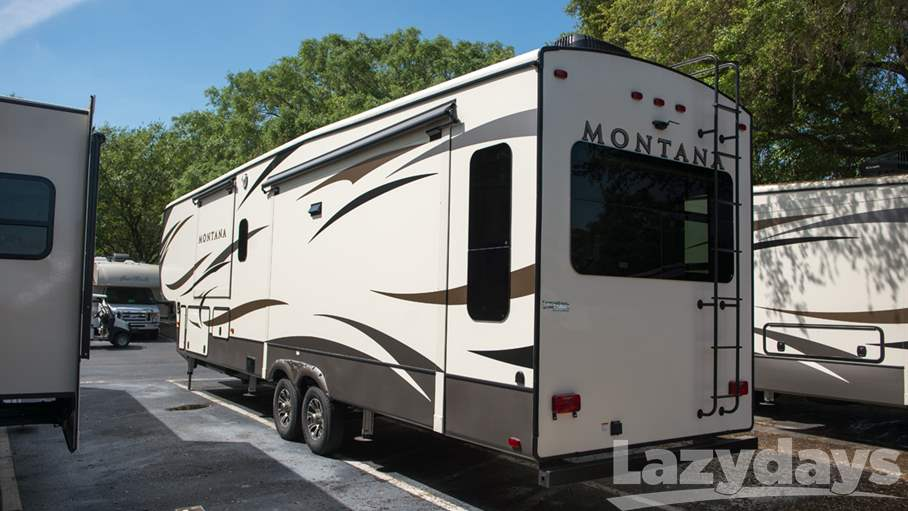 2016 Keystone RV Montana 3911FB