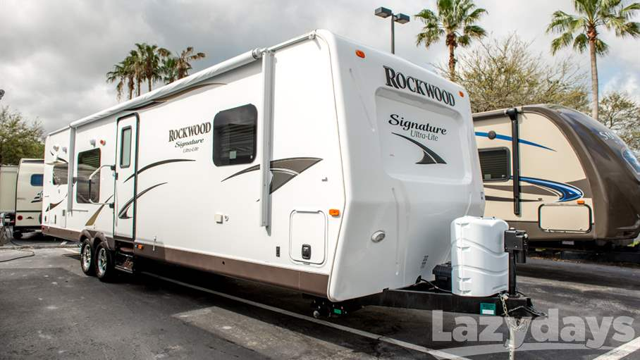 2014 Forest River Rockwood Ultra-Lite 2703WS