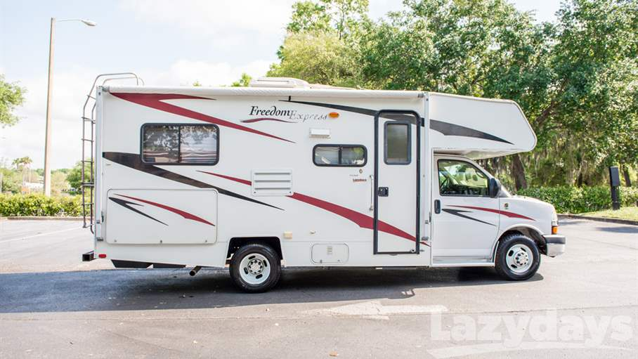 2008 Coachmen Freedom Express 21QB