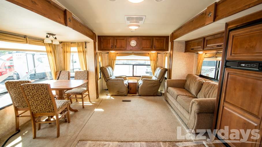 2012 Open Range Journeyer M-337RLS