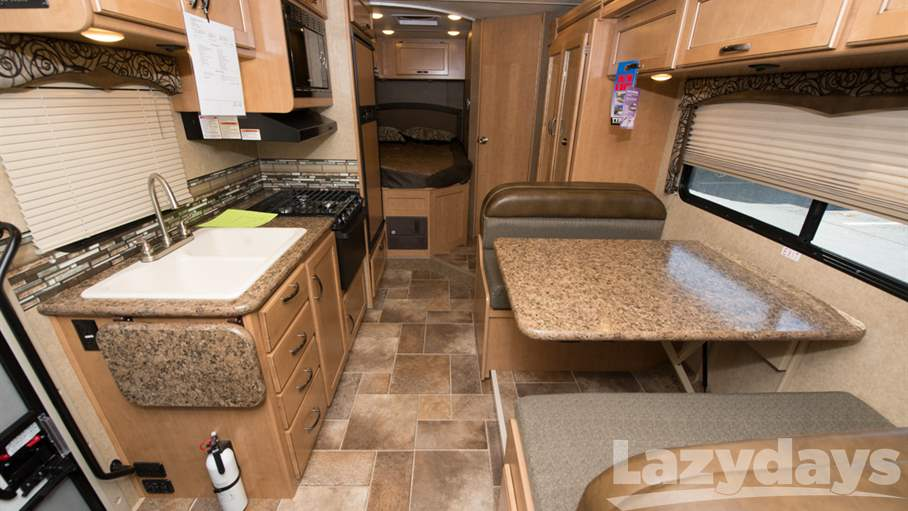 2017 Thor Motor Coach Four Winds 24C