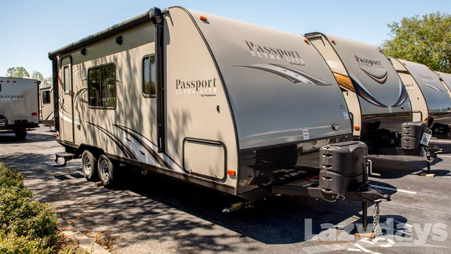 2016 Keystone RV Passport Express 195RB