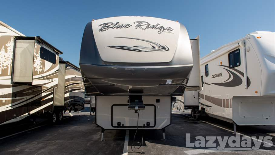 2014 Forest River Blue Ridge 3125RT