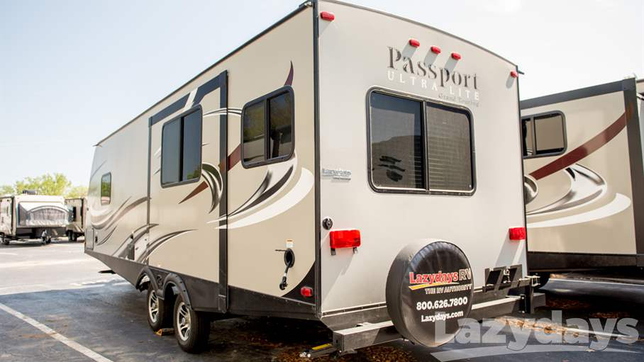 2016 Keystone RV Passport GT 2520RL