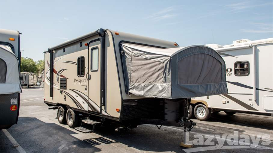 2016 Keystone RV Passport Express 177EXP