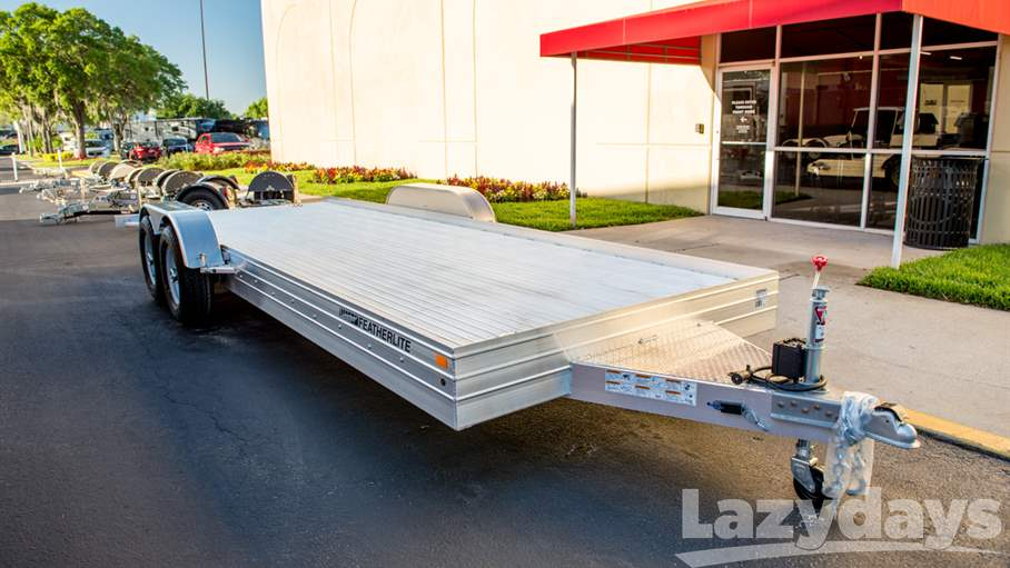 2016 Featherlite Car Trailer 3110