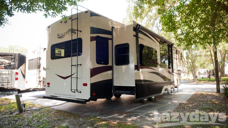2016 Grand Design  Solitude 384GK-R