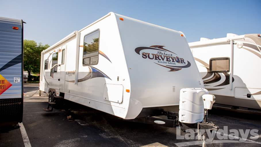 2012 Forest River Surveyor Select SV-301
