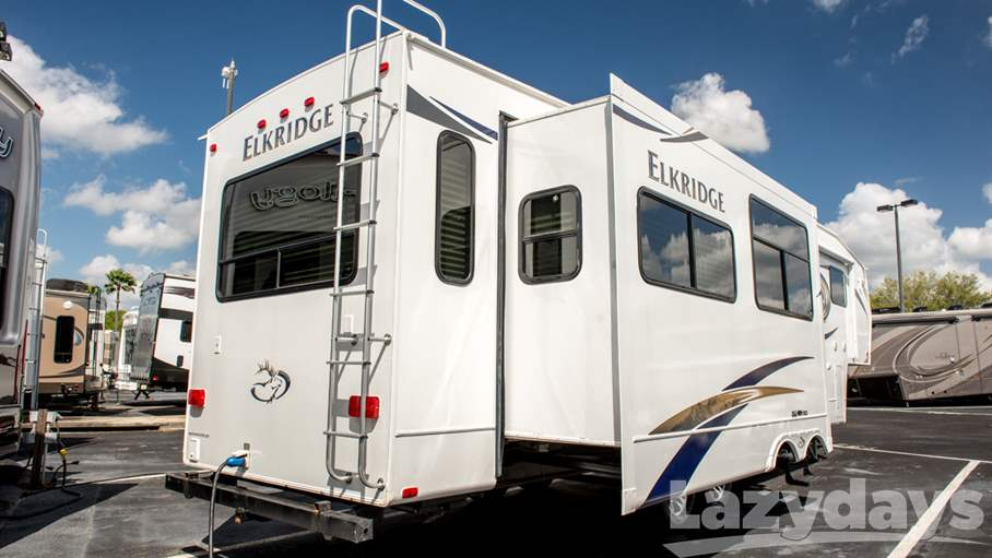 2014 Heartland Elkridge 34TSRE