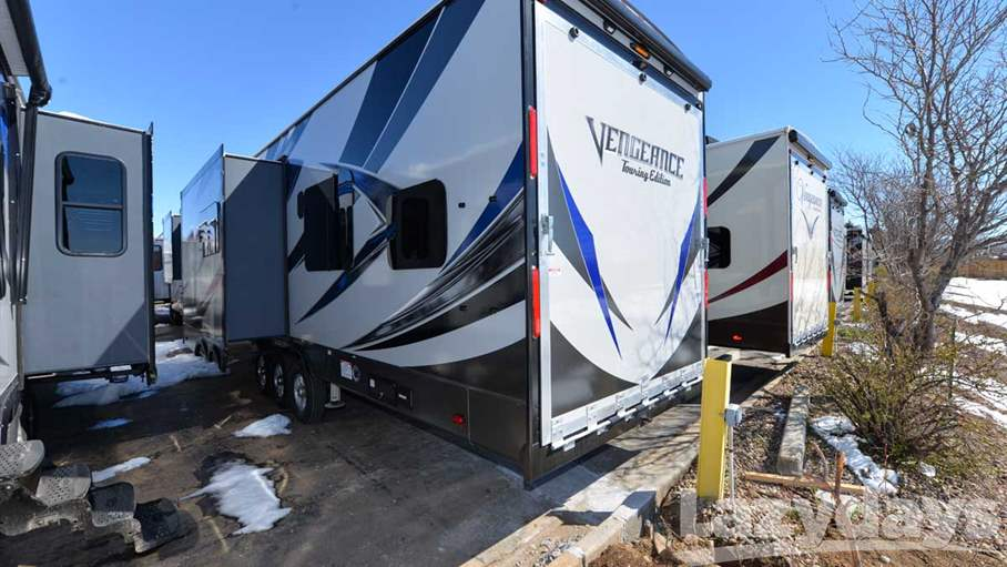 2016 Forest River Vengeance 38D12