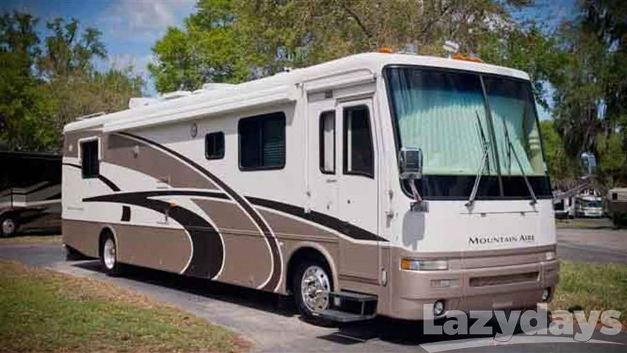 2001 Newmar Mountain Aire 37